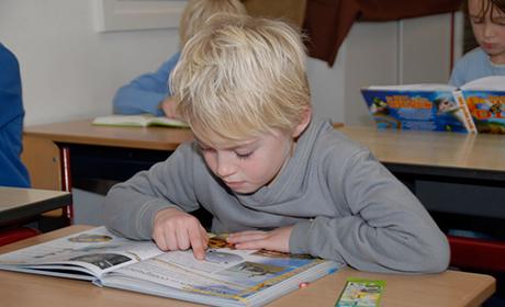 Particuliere School Dyslexie