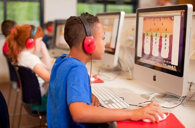 digitaal leren prive school