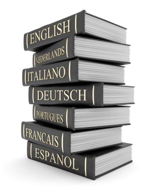 Talen woordenboeken