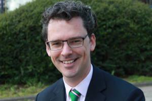 Quintijn Schenkel, nieuwe rector particuliere school Vecht-College